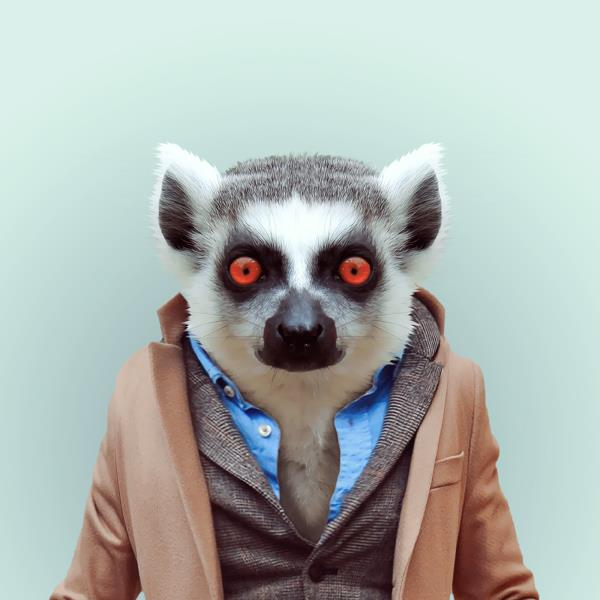 Portraits-of-Animals-Dressed-Like-Humans-by-Ago-Partal-1