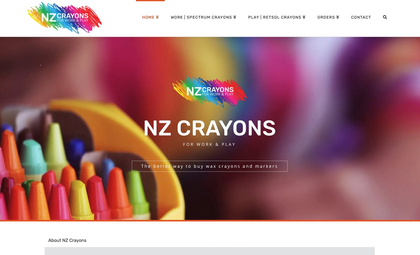 """Featured image for """"NZ Crayons"""""""